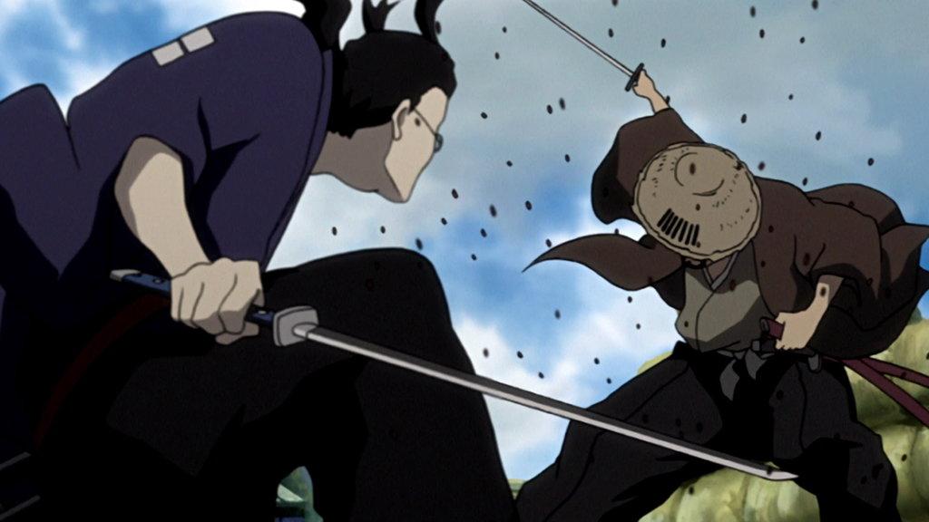watch samurai champloo episode 25 online sub evanescent