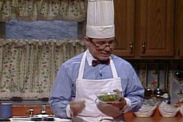 Saturday night live anal retentive chef