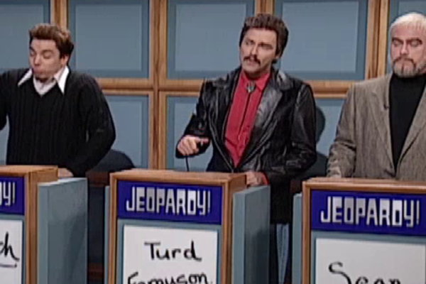Celebrity Jeopardy w_ Hanks, Connery, and Reynolds ... - Vimeo