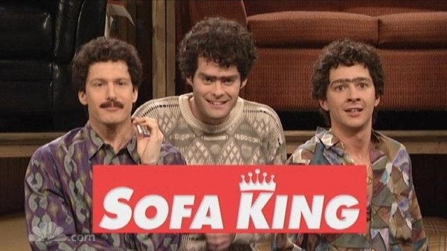 Saay Night Live Sofa King Popscreen