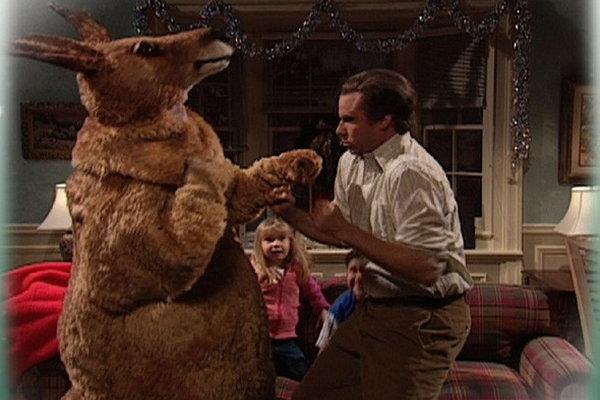 Saturday Night Live Kangaroo Christmas Clip Hulu
