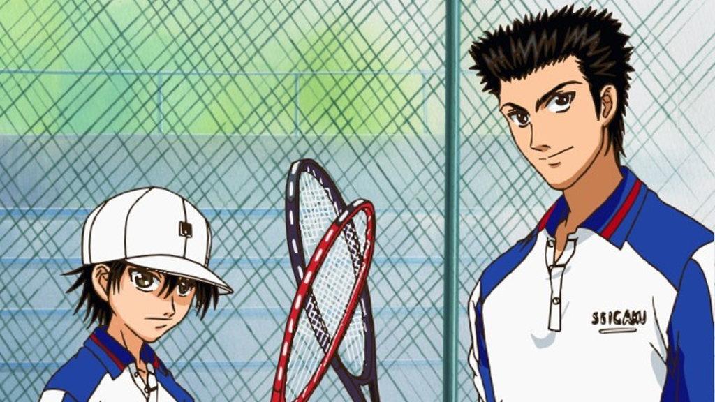 Kết quả hình ảnh cho Prince of Tennis anime