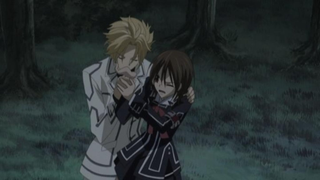 Watch Vampire Knight Episode 1 Online