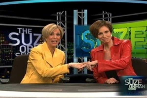 Suze orman snl episodes with celebrity