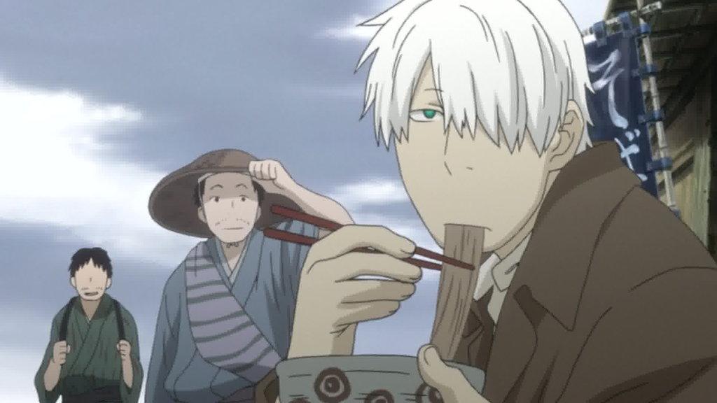 mushishi episode 2 english dub