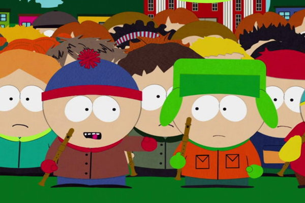 how to watch south park on xbox