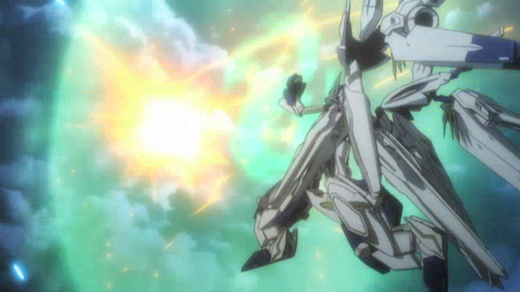 Infinite Stratos Episode 12