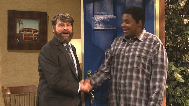 Darrell's House, Parts I and II | Zach Galifianakis Hosts