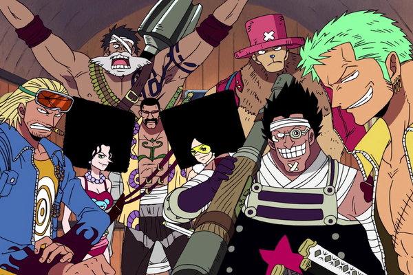 One Piece Season 05 E 264 | Hulu