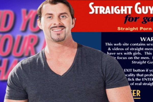 Straigh guys for gay eyes