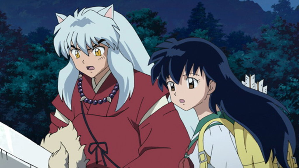 The Swordsmith Toshu Forged A Demon Blade Using One Of Ryujins Scales And Dakki Was Born Every Time Inuyasha Tries To Attack He Is Undermined By
