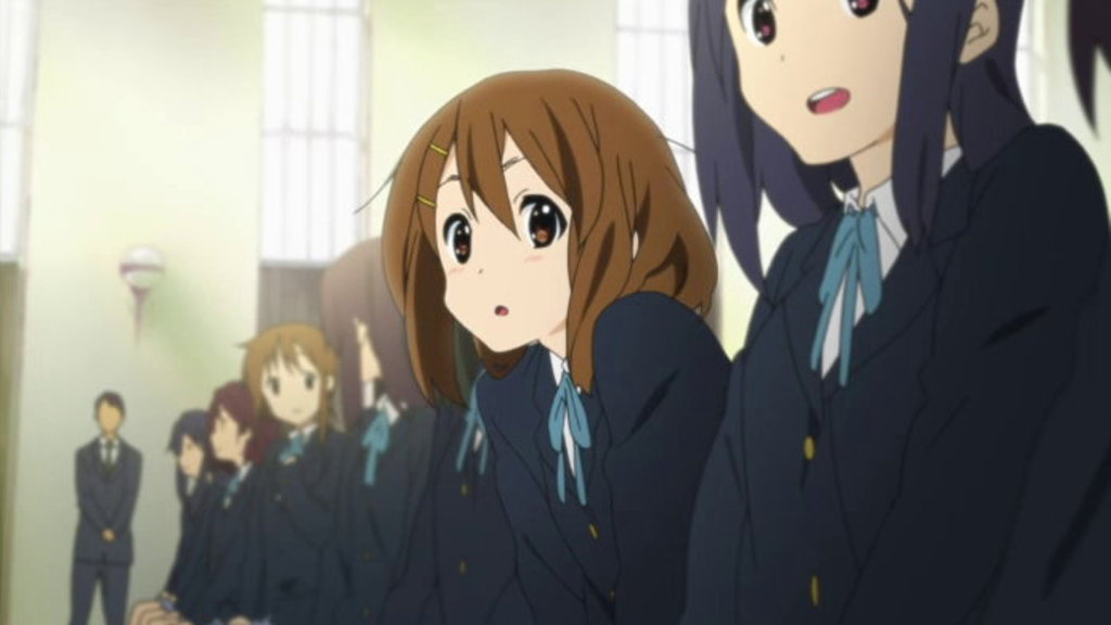 Watch K-On! Episode 1 Online - (Sub) Disband the Club