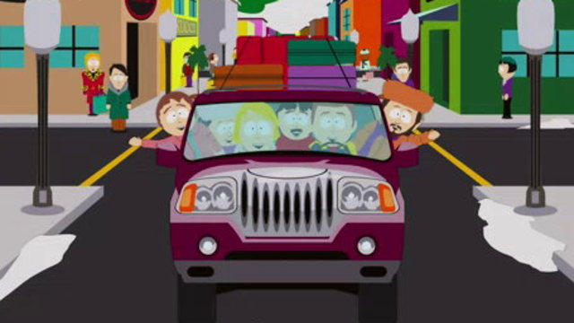 Creator Commentary: Asspen - Video Clip | South Park Studios