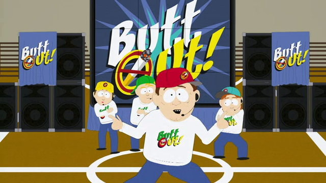 Creator Commentary: Butt Out - Video Clip   South Park Studios