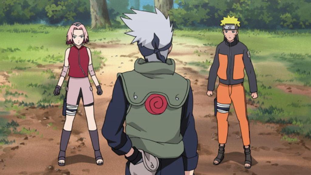 Watch Naruto Shippuden Episode 2 Online - (Dub) The Akatsuki