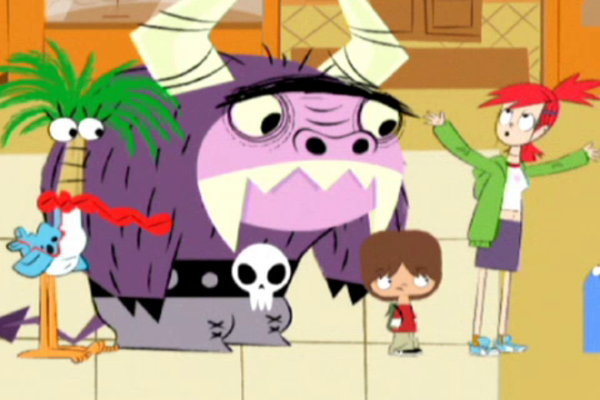 Watch Fosters Home For Imaginary Friends Online Free