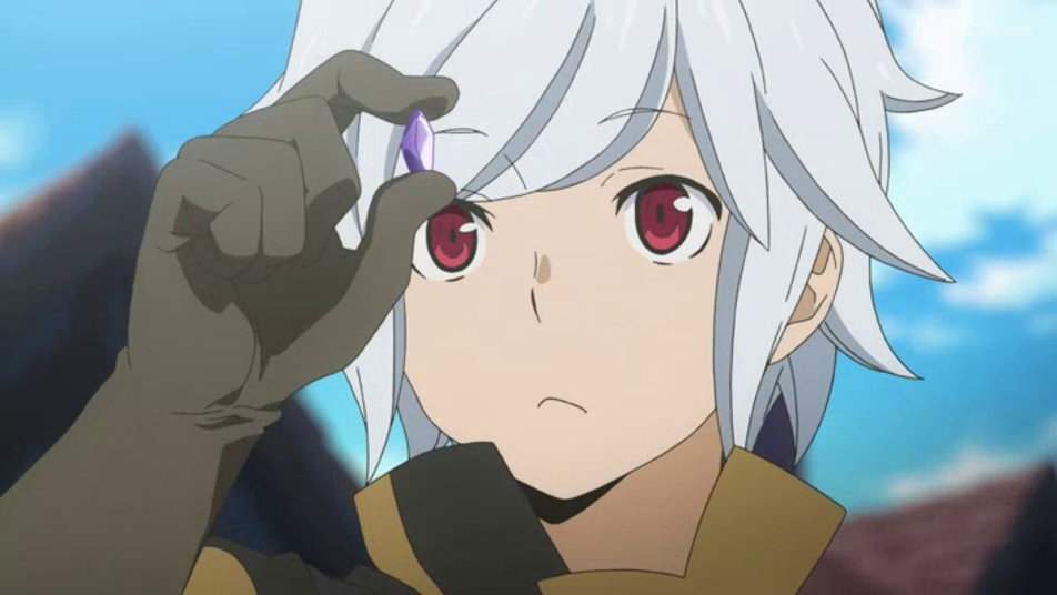 is it wrong to try to pick up girls in a dungeon season 01 episode