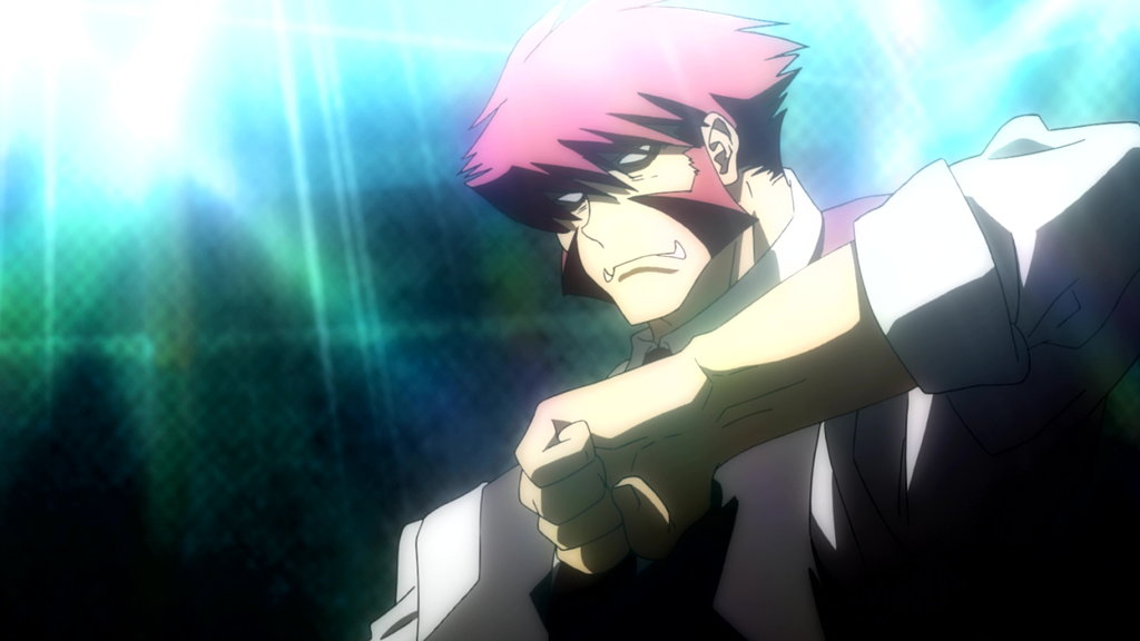 Blood Blockade Battlefront Episode 7