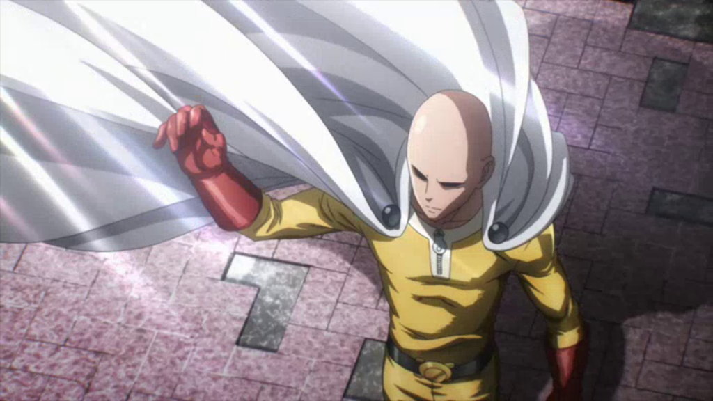 one punch man anime planet