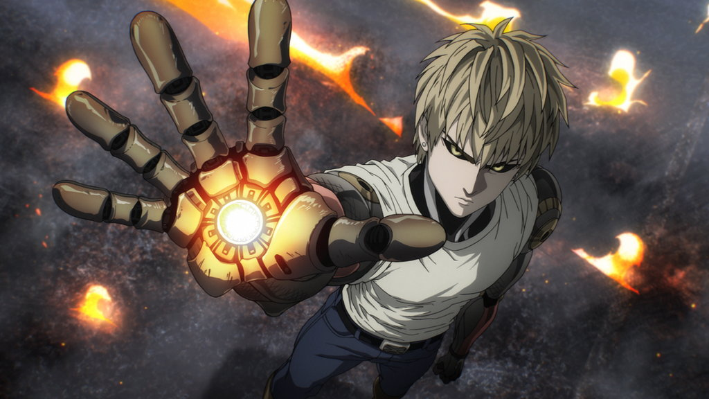 watch one punch man episode 2 online sub the lone cyborg anime