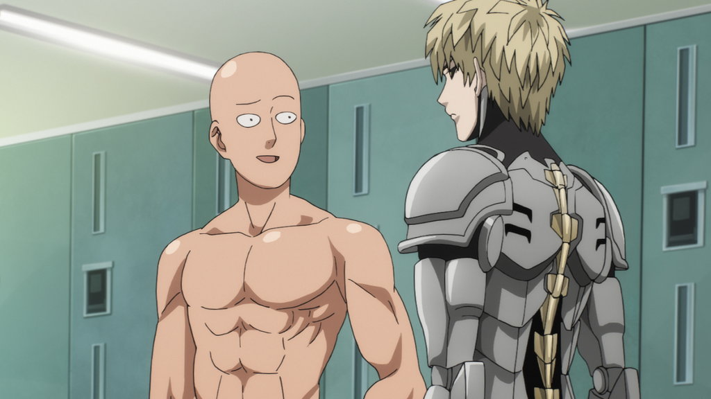 watch one punch man episode 5 online sub the ultimate master