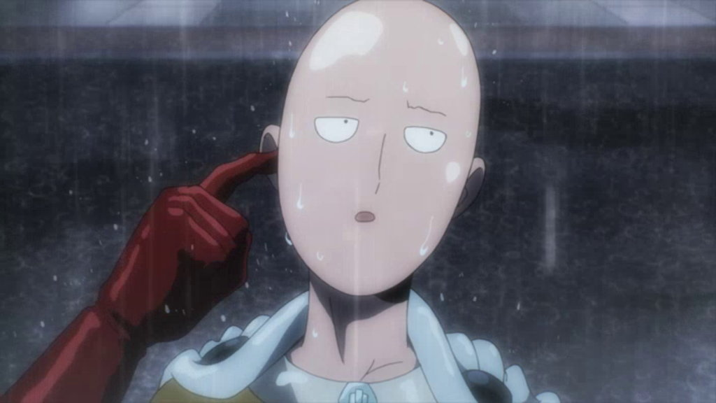 watch one punch man episode 1 online sub the strongest man