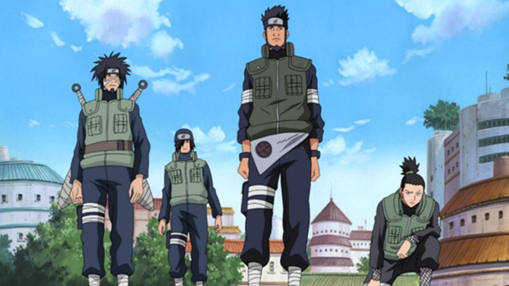 Watch Naruto Shippuden Episode 74 Online - (Dub) Under the