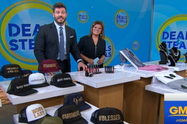 Good Morning America View Your Deal : Watch good morning america gma deals and steals on must