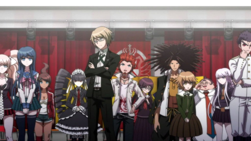 Watch Danganronpa The Animation Episode 1 Online