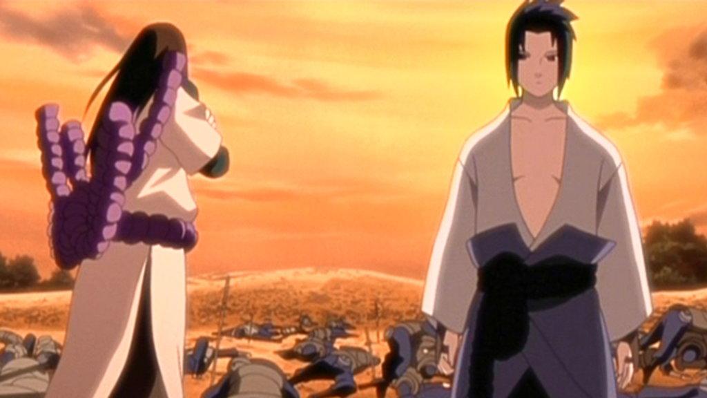 Watch Naruto Shippuden Episode 92 Online - (Dub) Encounter