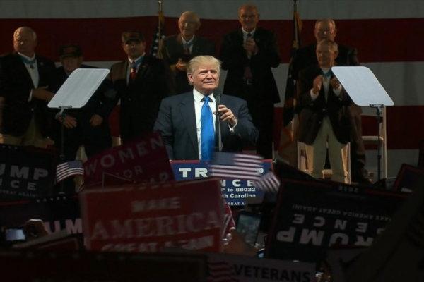 Good Morning America Bully Hunters : Watch good morning america donald trump attacks clinton