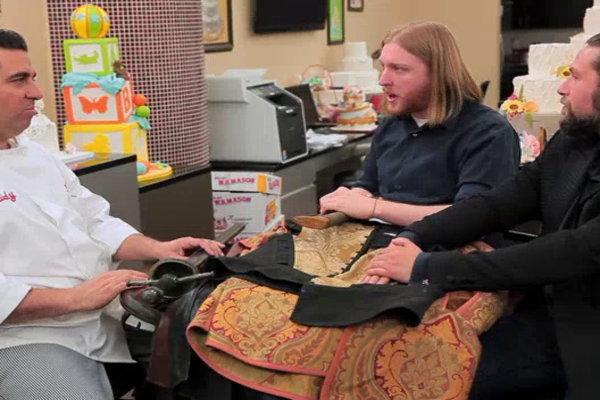 Cake Boss Icing The Cake Episode : Watch Cake Boss Season 11 Episode 06 Hulu
