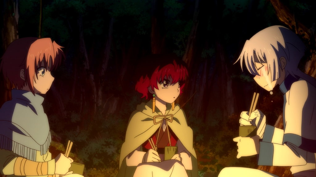 Watch Yona of the Dawn Episode 11 Online - (Dub) The Dragon's Claws