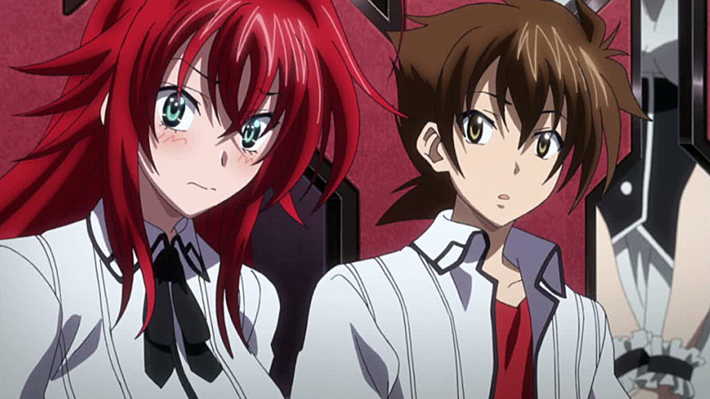 highschool dxd born episode 8 english dubbed