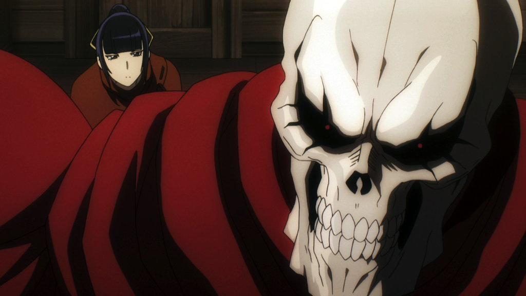Watch Overlord Episode 5 Online - (Dub) Two Venturers