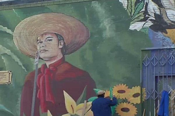 Watch El Gordo Y La Flaca Cu Nto Cuesta Crear Un Mural