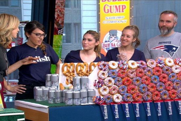 Good Morning America Hulu : Good morning america gma super snack showdown finale