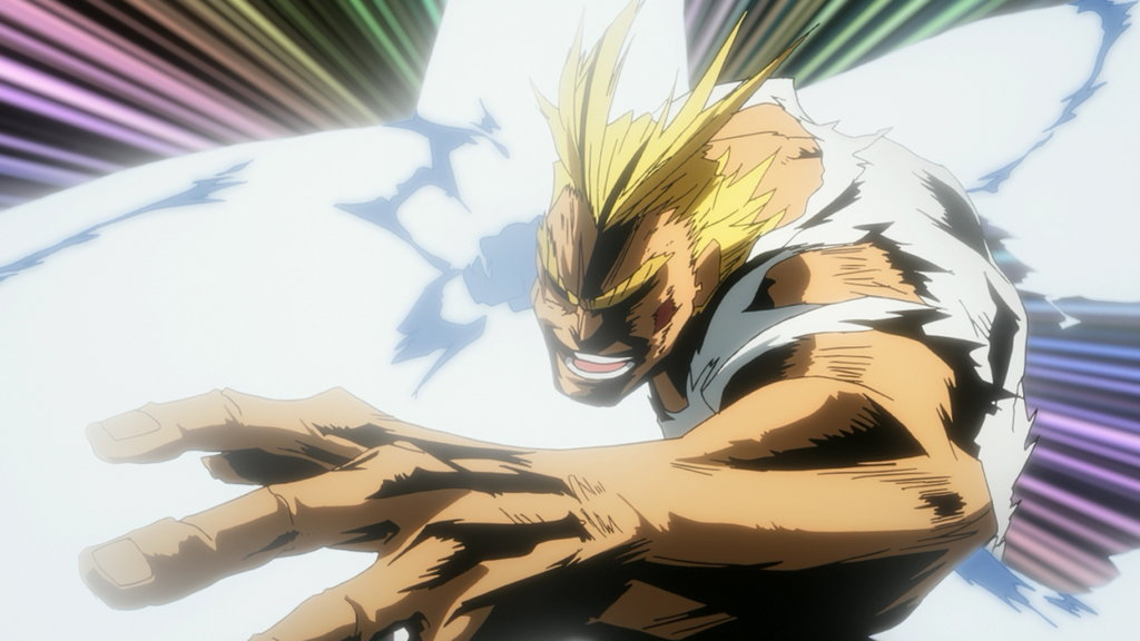Watch My Hero Academia Episode 12 Online - (Dub) All Might