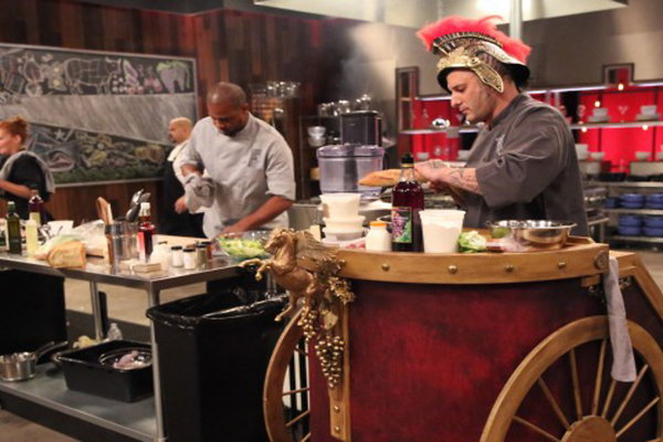 28 Really Beautiful Cutthroat Kitchen Hulu That You'll Be Admired Of