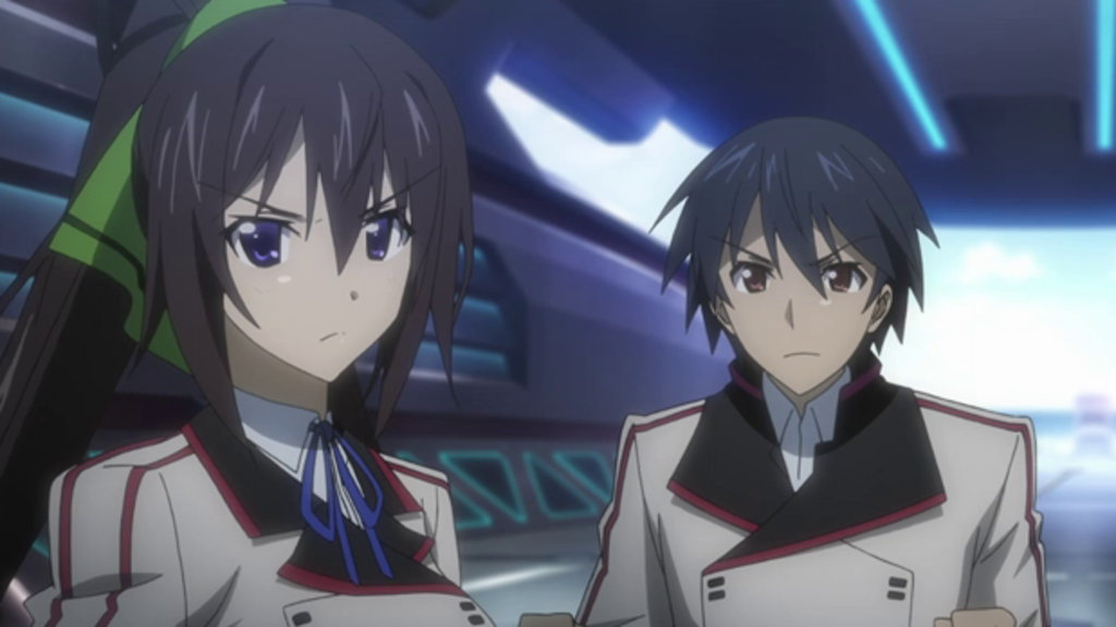 Infinite Stratos Episode 2